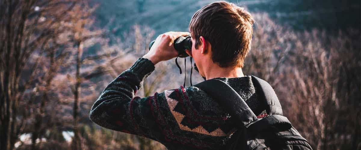 دوربین دو چشمی کامت مدل 35×20