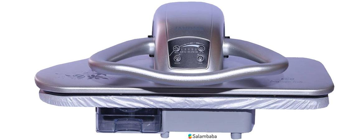 طراحی اتو پرس ژانومه SE400